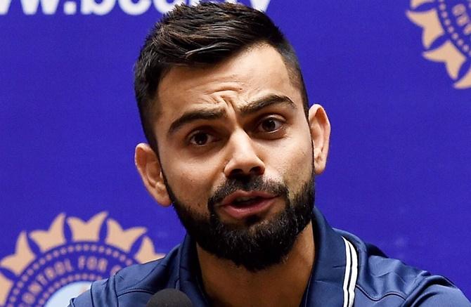 INDvsWI: वेस्टइंडीज के खराब प्रदर्शन पर ये क्या बोल गये भारतीय कप्तान विराट कोहली 2