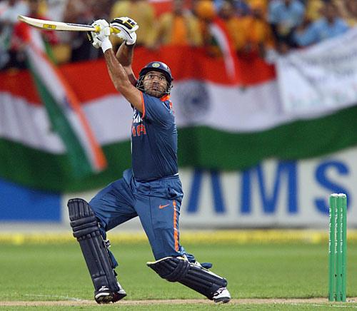 आईसीसी टी-20 विश्वकप में भारतीय बल्लेबाजो द्वारा खेली गयी 5 पारियां जिससे सदमे में पड़ गये थे विरोधी 17