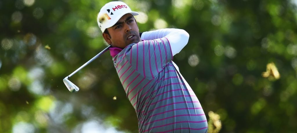 Lahiri combined 16th place