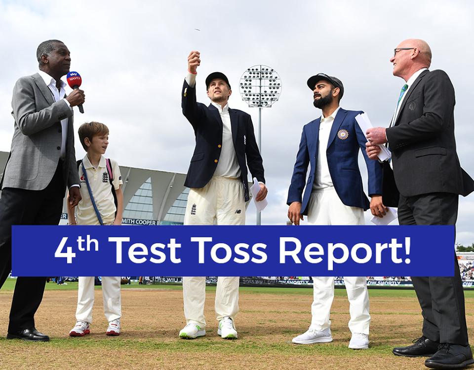 ENG vs IND: टॉस रिपोर्ट: इंग्लैंड ने टॉस जीता पहले बल्लेबाजी का फैसला, रूट ने बताई क्यों दी भारत को पहले गेंदबाजी 51