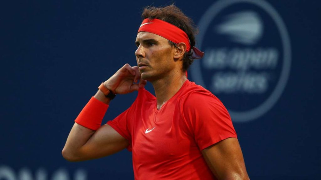 Nadal faces Cincussamp in the finals of Toronto Masters