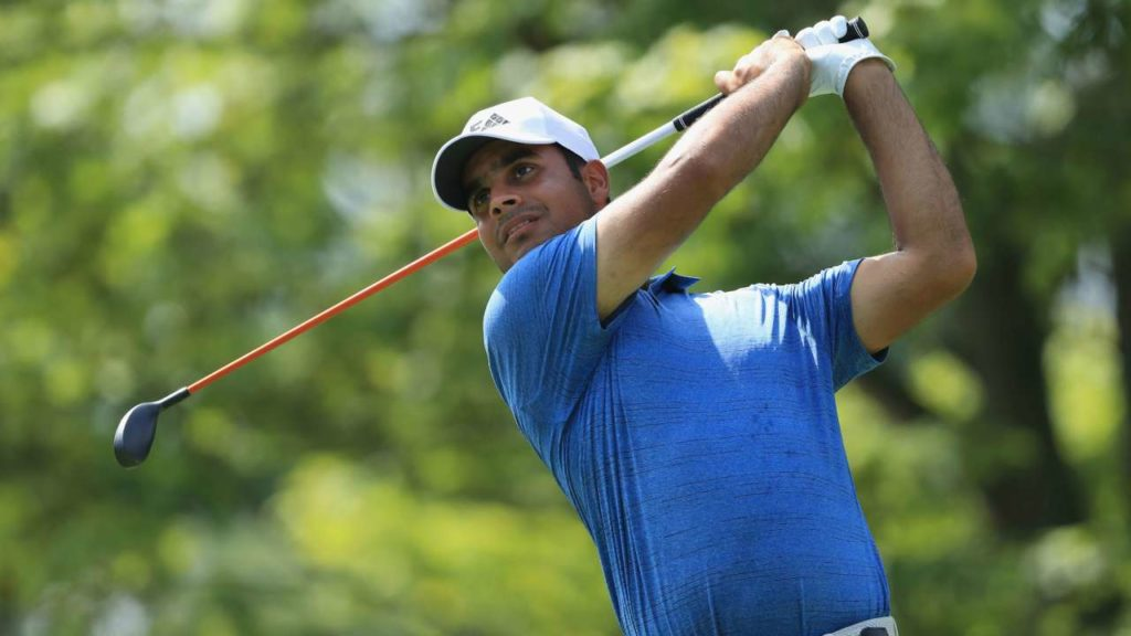 Shubhankar and Anirban missed the cut in the 100th PGA Championship