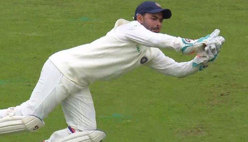 ENG vs IND: डेब्यू मैच में ही ऋषभ पंत ने बनाया विश्व रिकॉर्ड, इंग्लैंड के दिग्गज विकेटकीपर को छोड़ा पीछे 62