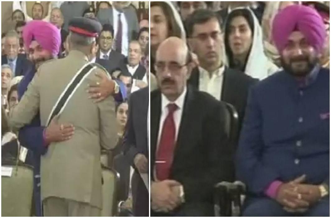 नवजोत सिंह सिद्धू को पाकिस्तान नहीं जाना चाहिए था: गौतम गंभीर 3
