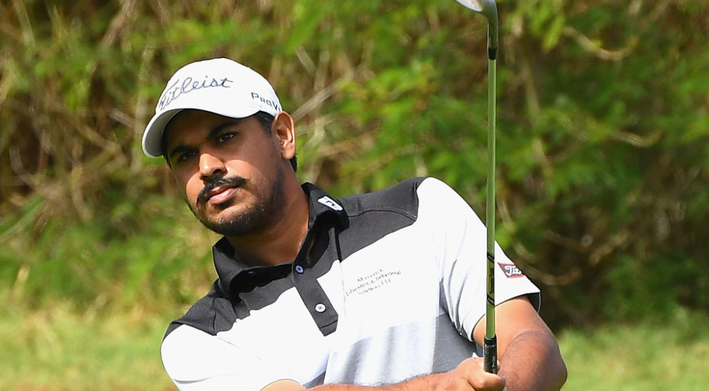 Bhullar won the title of Fiji International