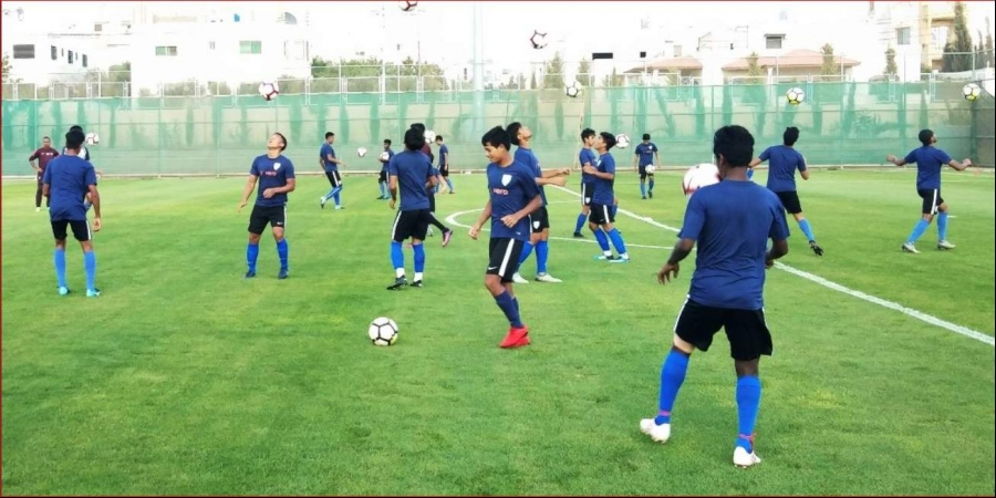 Making a goal against Japan is inspirational: Under-16 football coach