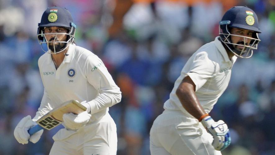 मुरली विजय के पिता को लगता था चपरासी बनेगा बेटा, जाने कैसे बने विस्फोटक बल्लेबाज 10