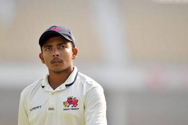 ENG vs IND: इन पांच कारणों से पृथ्वी शॉ थे भारतीय टीम में चयन के असली हकदार 13