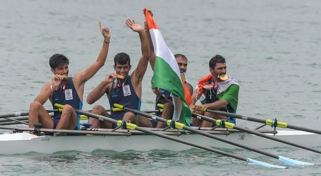 एशियाई खेल (नौकायन) : नौकायन में भारत को मिला स्वर्ण
