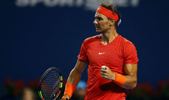 Nadal defeats Silicus in the semi-finals
