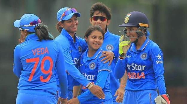 तानिया भाटिया की विस्फोटक पारी से इंडिया ब्लू ने इंडिया ग्रीन को 8 विकेट से हराया