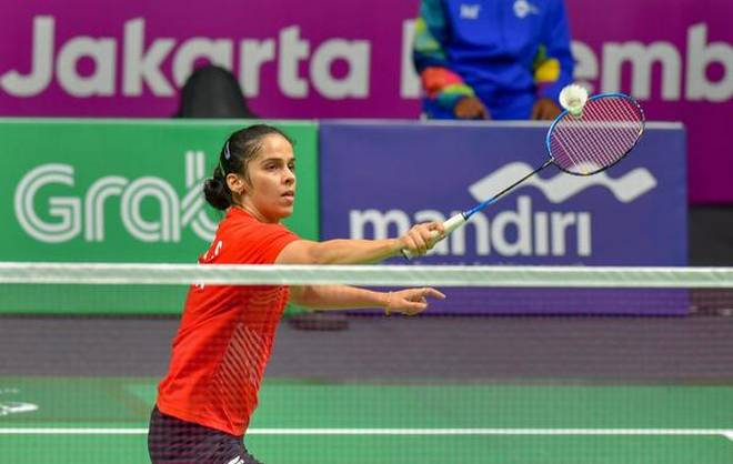 Asian Games -2018: Saina Nehwal out of India Badminton women's team event