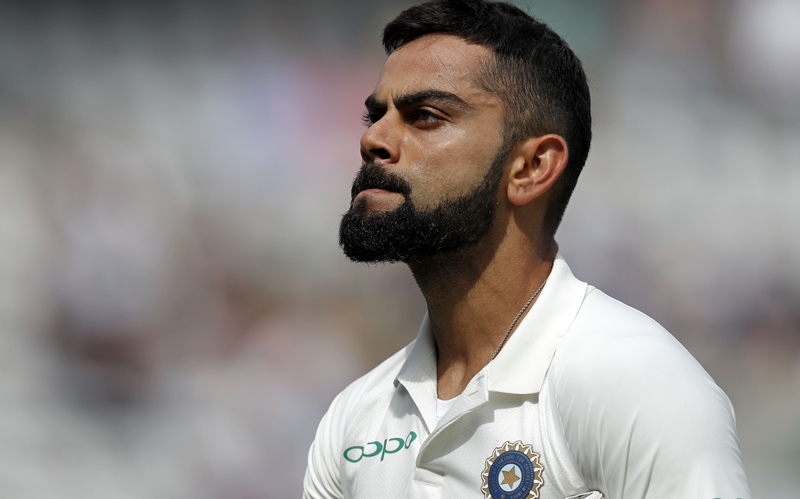 Kohli appealed to fans: Do not leave us hope