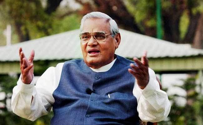 पूर्व प्रधनमंत्री अटल बिहारी वाजपेयी के निधन पर सचिन, लक्ष्मण और धवन समेत दिग्गज खिलाड़ियों ने दी भावभीनी श्रद्धांजलि 1
