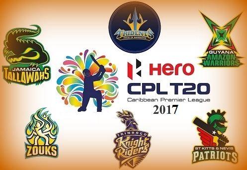 एक नजर में देखें कैरेबियन प्रीमियर लीग 2019 के सभी टीमों के खिलाड़ियों की लिस्ट, मुंबई इंडियंस का ये खिलाड़ी बिका सबसे महंगा 3