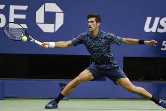Tennis: Djokovic in the third round of the US Open