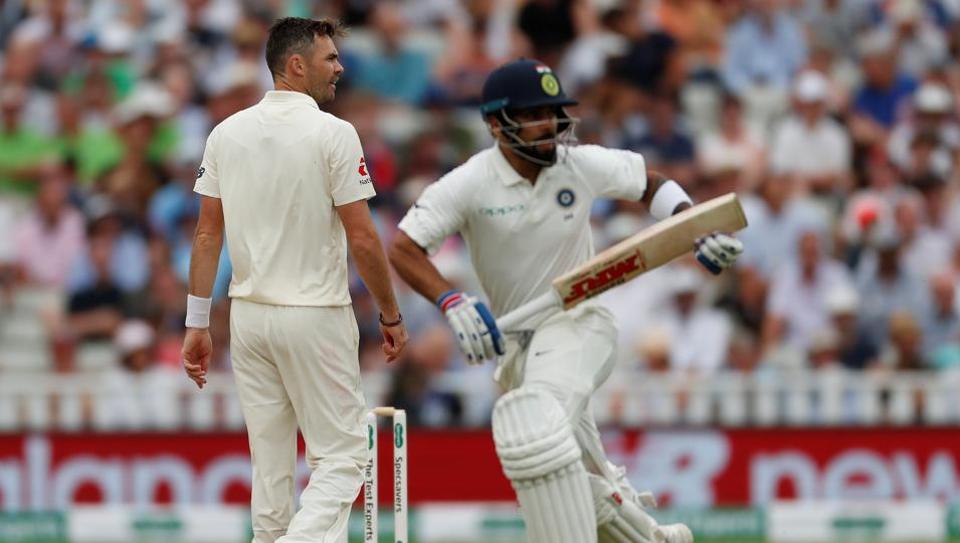 ENG vs IND: 107 रनों पर टीम इंडिया को आउट करने के बाद जेम्स एंडरसन ने किया भारतीय टीम का बचाव 4