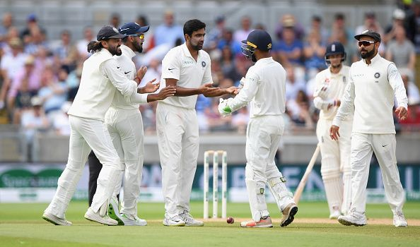 REPORTS : पांचवे टेस्ट में अश्विन बैठेंगे बाहर, यह खिलाड़ी करेगा रिप्लेस 8