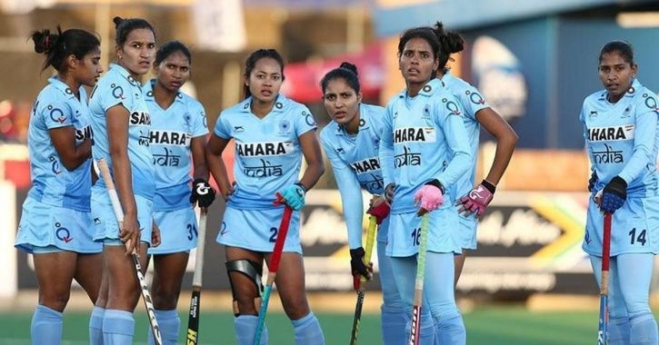 Indian women's hockey team ranks ninth in world ranking