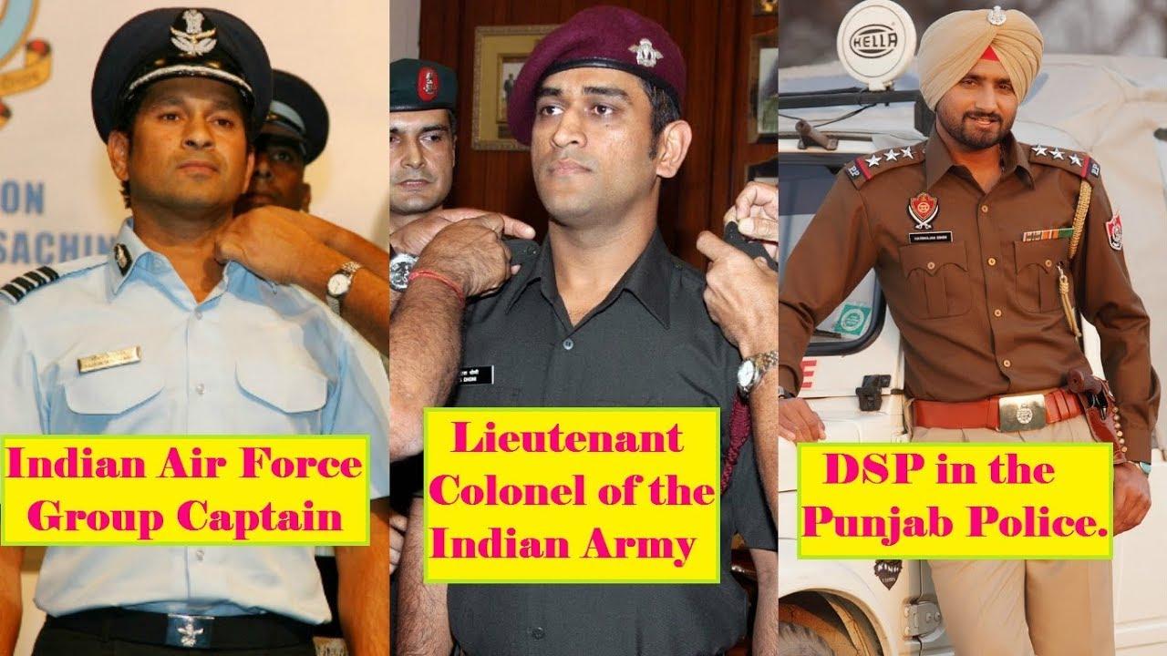 करोड़ो की सम्पत्ति के बाद भी ये दिग्गज भारतीय क्रिकेटर देशप्रेम की वजह से करते हैं ये सरकारी नौकरी 7