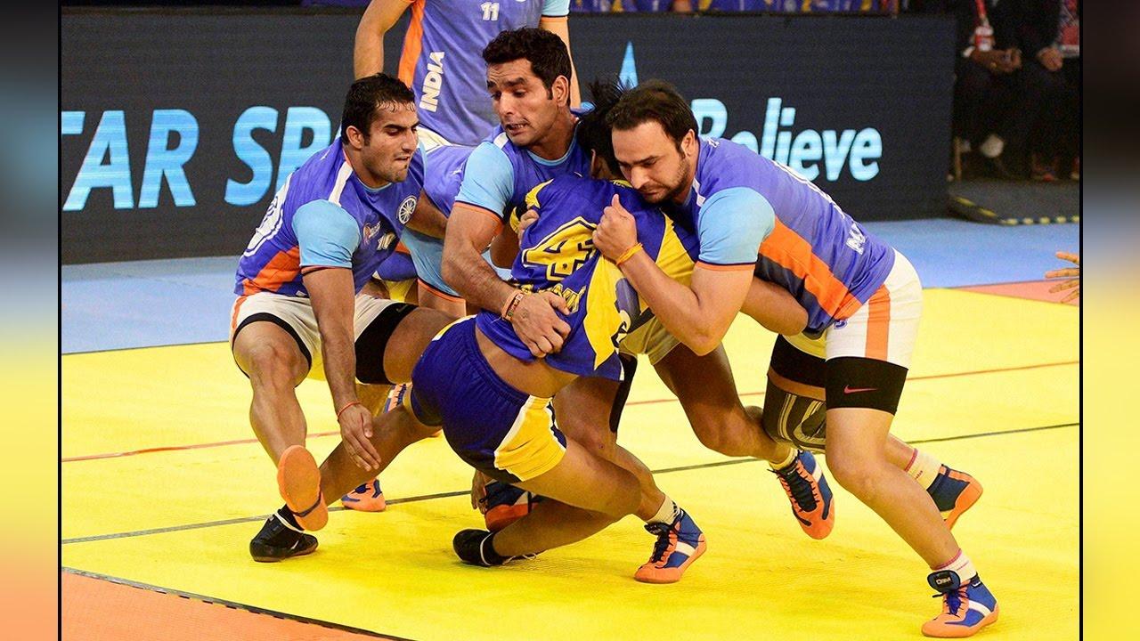 एशियन गेम्स में भारतीय कबड्डी टीम के नाम है ये कभी न टूट सकने वाला रिकॉर्ड 12