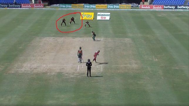 वीडियो-वेस्टइंडीज के तेज गेंदबाज शेल्डन कॉटरेल ने डाली 'बॉल ऑफ द सेंचुरी' जिसे देख हंसी रोकना मुश्किल 16