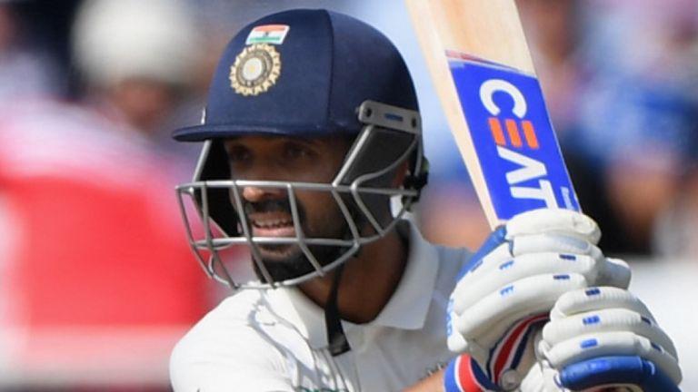 70.2 ओवर में मिचेल स्टार्क ने डाली ऐसा खतरनाक बाउंसर, रहाणे तो क्या दुनिया का कोई भी बल्लेबाज हो जाता आउट 5