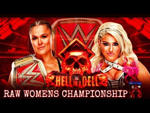 क्या एलेक्सा ब्लिस बन पाएंगी छठी बार WWE वीमेंस चैंपियन! 1