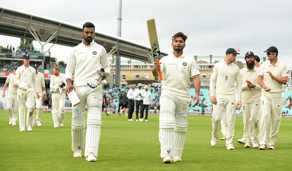 Oval Test: Not to work: Rahul-Pant's struggle, defeat of Indian team