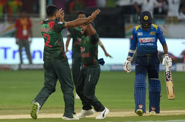 एशिया कप: पहले ही मैच में श्रीलंका ने टेके घुटने बांग्लादेश ने 137 रनों से हराया 3
