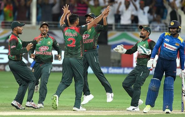 एशिया कप: पहले ही मैच में श्रीलंका ने टेके घुटने बांग्लादेश ने 137 रनों से हराया