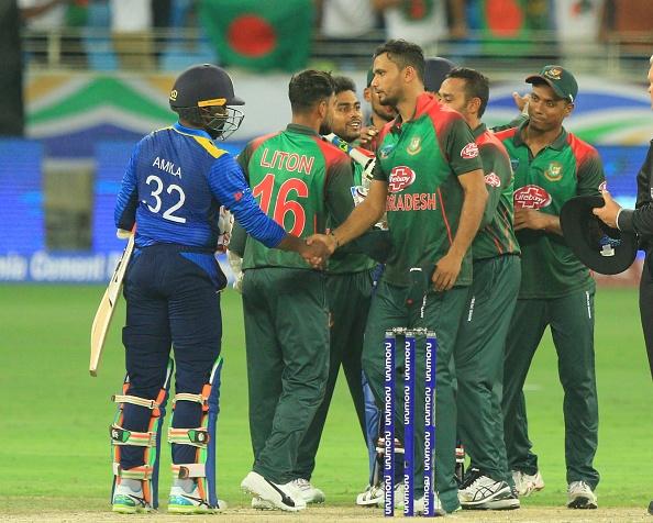 Bangladesh beat Mushfiqur Rahim by 137 runs on Sri Lanka