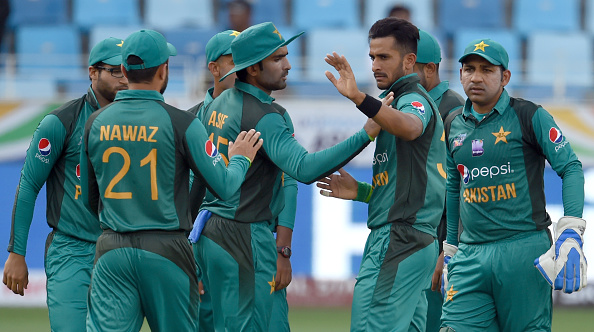 Pakistan beat Hong Kong by eight wickets