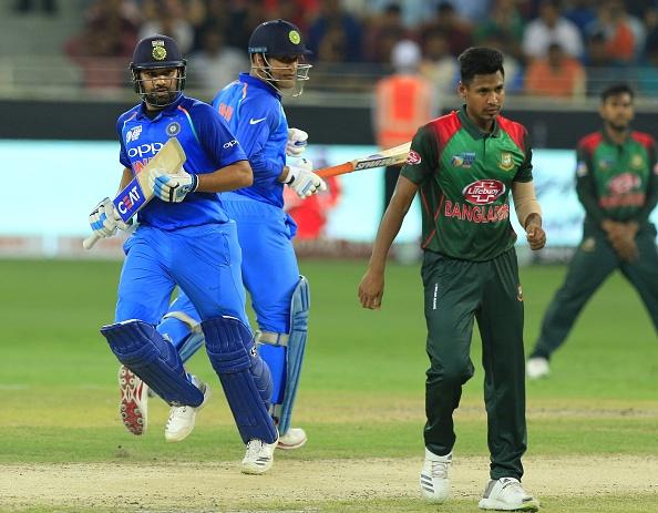 एशिया कप : INDvsBAN : मुर्तजा की छोटी सी गलती व रोहित की इस चतुराई की वजह से भारत बना चैंपियन