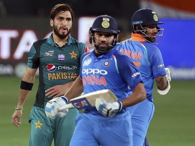 Asia Cup: India beat Pakistan by 8 wickets