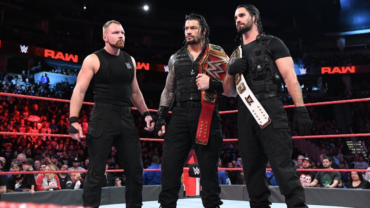 क्या हुआ WWE रॉ लाइव इवेंट के ऑफ़-एयर होने के बाद 7