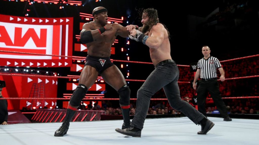 WWE रॉ रिजल्ट्स: 24 सितम्बर, 2018 7