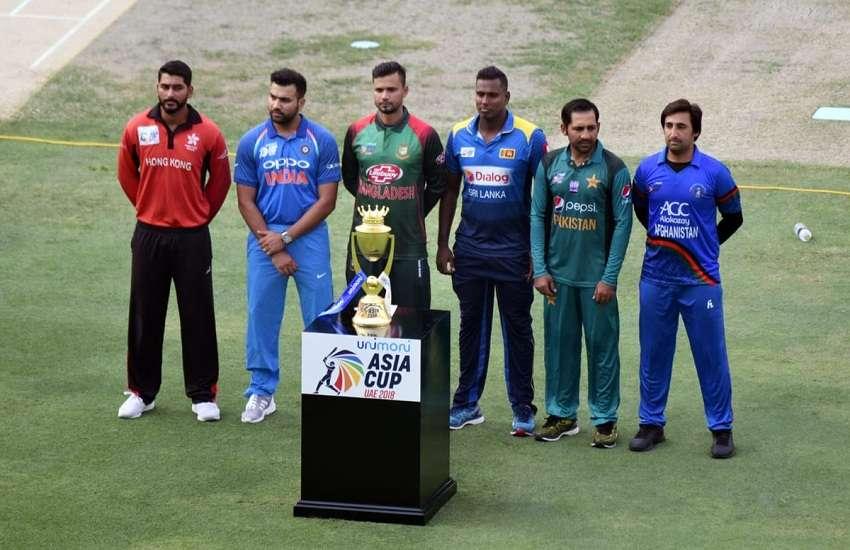 एशिया कप 2018 पॉइंट टेबल-  बांग्लादेश और अफगानिस्तान समेत इन 4 टीमों ने किया सुपर-4 के लिए क्वालीफाई 1