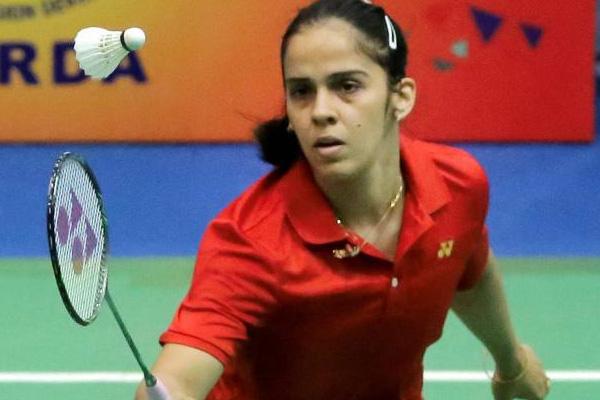 Badminton: Saina in quarterfinals of Korea Open