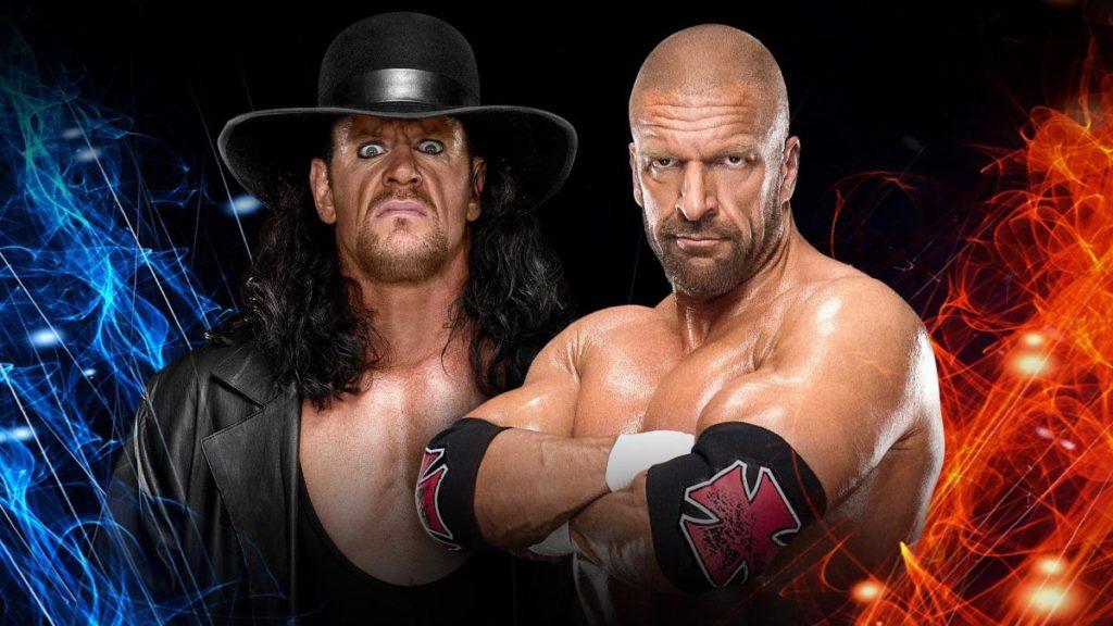 सुपर शो डाउन में ट्रिपल एच बनाम अंडरटेकर नहीं, ये मैच हो सकता है मेन इवेंट 3