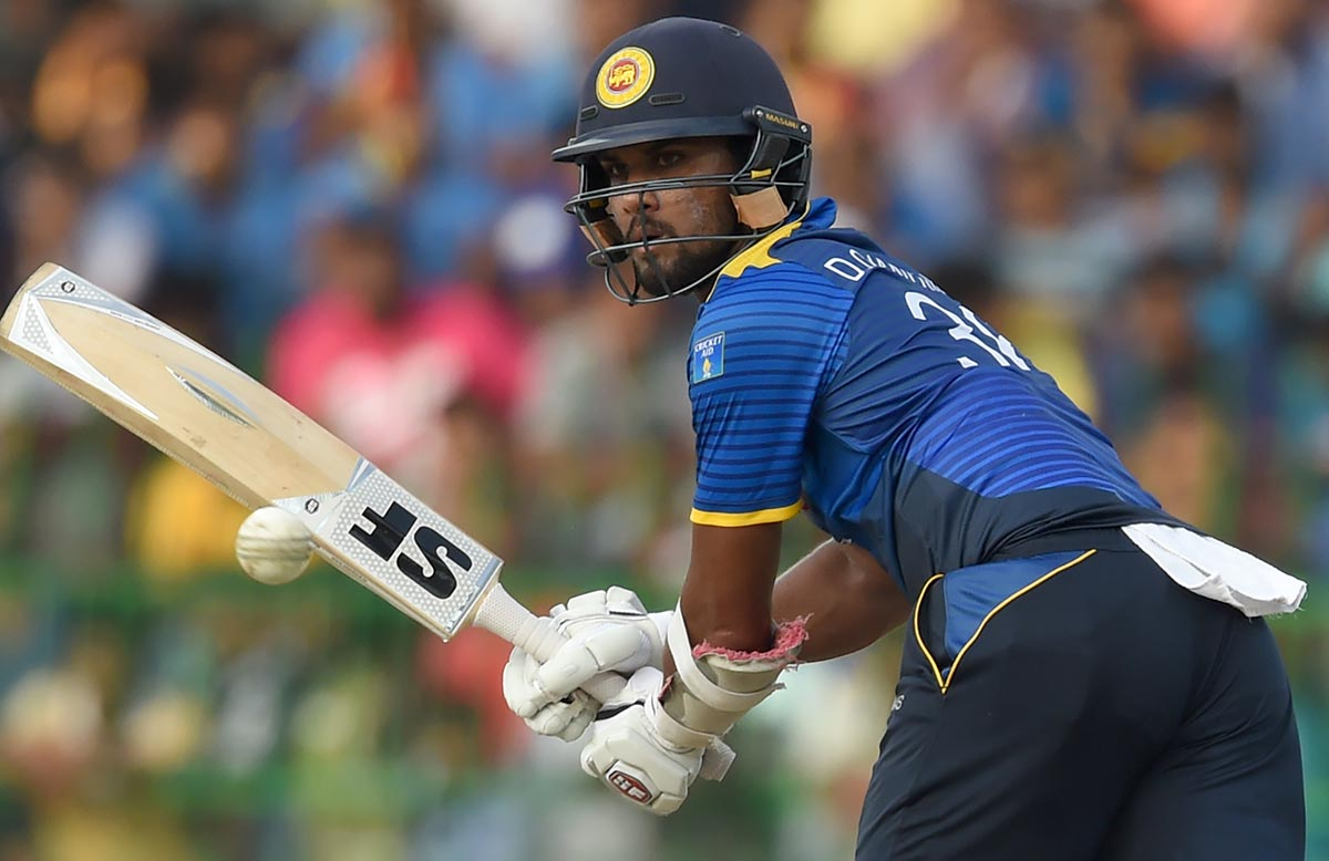 Chandimal not to play in Asia Cup