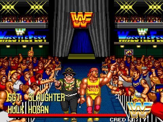 देखें तीन दशकों में कितना बदल गया WWE वीडियो गेम 10