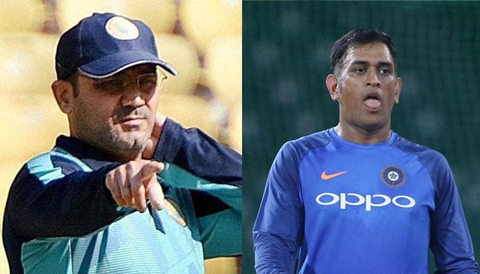 वीरेन्द्र सहवाग ने कहा महेंद्र सिंह धोनी के बाद यह युवा विकेटकीपर ले सकता हैं उनकी जगह 22