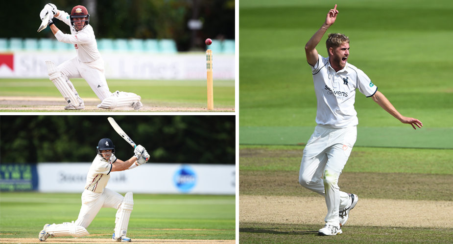Burns, Denly, Stone joined England's Test team