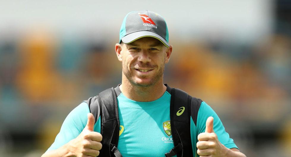 David Warner returns to Australian domestic cricket