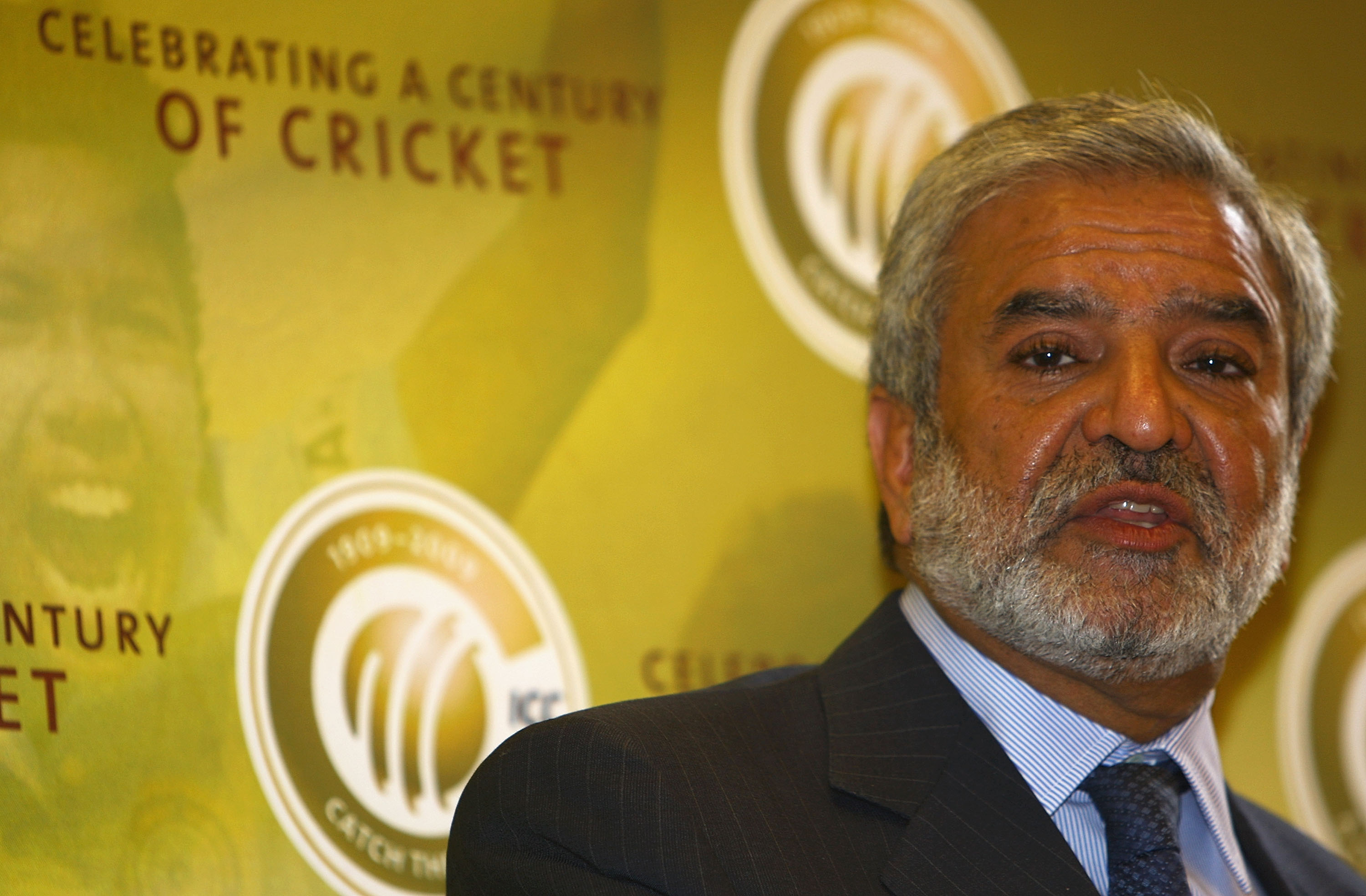 Ehsan Mani becomes new Chairman of Pakistan Cricket Board