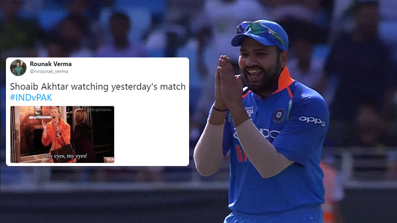 एशिया कप 2018: INDvsPAK: सिर्फ 2 भारतीयों से हारा पाकिस्तान, तो सोशल मीडिया पर बना मजाक, बोमन ईरानी ने कही ये बात