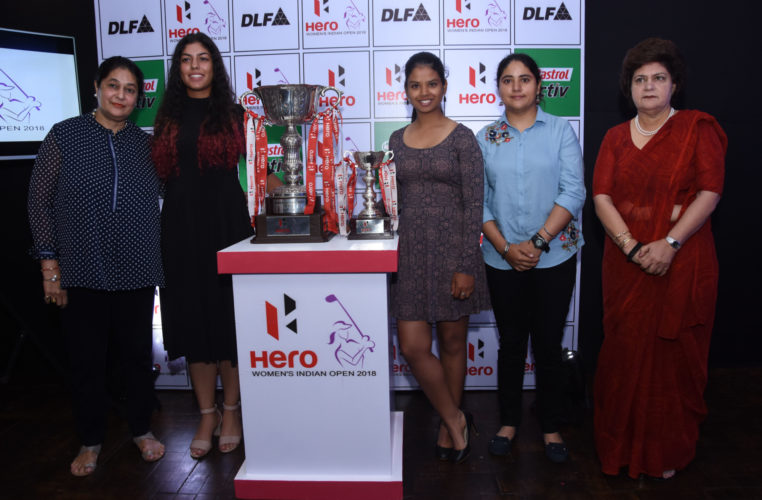 Golf: Hero woman to take part in Indian Open, 120 players from 30 countries