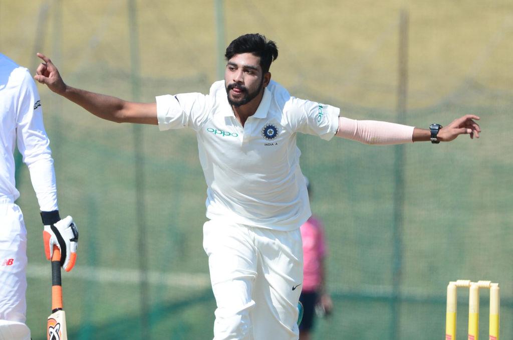ईशांत के वेस्टइंडीज के खिलाफ बाहर होने पर इन चार गेंदबाजों में से एक को मिल सकता है मौका 5