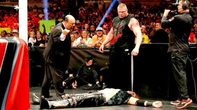 आख़िर क्यों टाल दी गयी, ब्रोक लैसनर की WWE रॉ लाइव इवेंट में वापसी, जाने वजह 1
